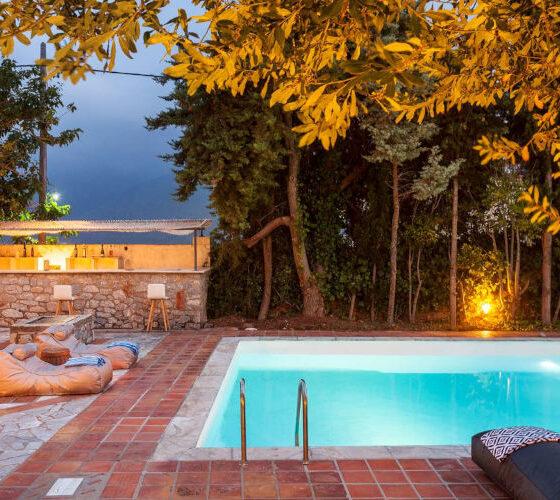 Mani-Oitylon-Tower-Mani-Peninsula-by-UpGreat-Hospitality-night-pool