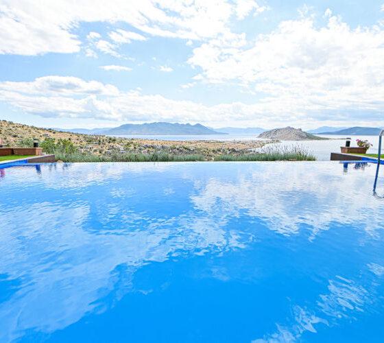 Aegina-Sunset-Villa- Cybele -Aegina-by-Upgreat-Hospitality-pool-views