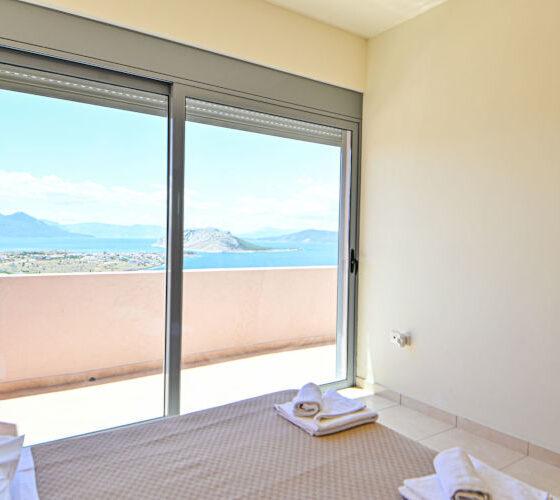 Aegina-Sunset-Villa-Calypso-Aegina-by-Upgreat-Hospitality-bedroom-view