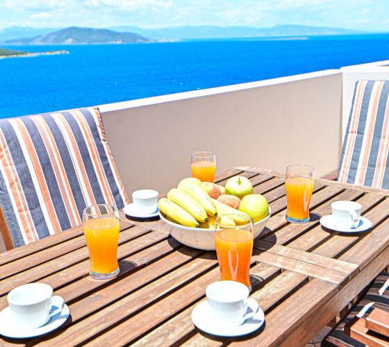 Aegina-Sunset-Villa- Cybele -Aegina-by-Upgreat-Hospitality-breakfast