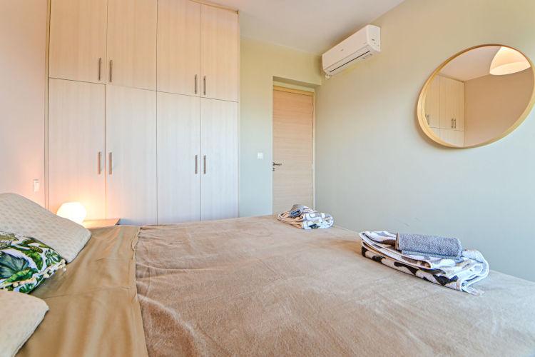 Aegina-Sunset-Villa- Cybele -Aegina-by-Upgreat-Hospitality-bedroom