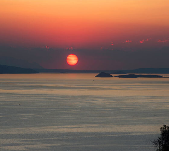 Aegina-Colours-Villa-Carmina-Aegina-by-Upgreat-Hospitality-sunset-view
