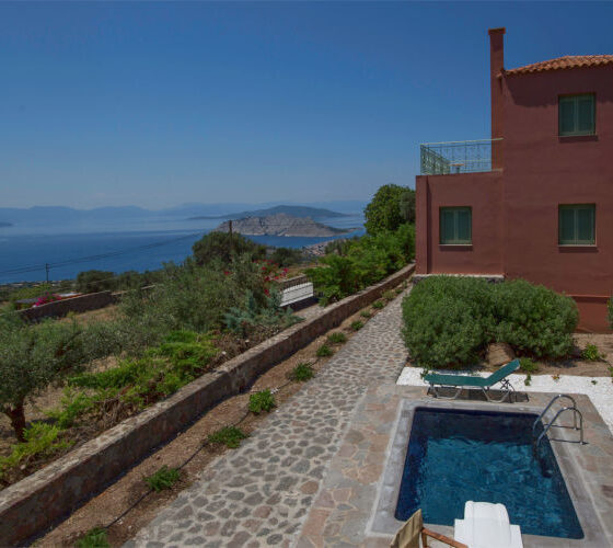 Aegina-Colours-Villa-Carmina-Aegina-by-Upgreat-Hospitality-pool-view