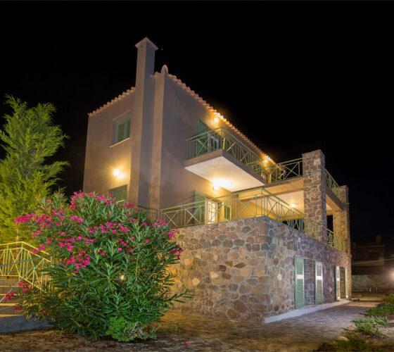 Aegina-Colours-Villa-Cerice-Aegina-by-Upgreat-Hospitality-night