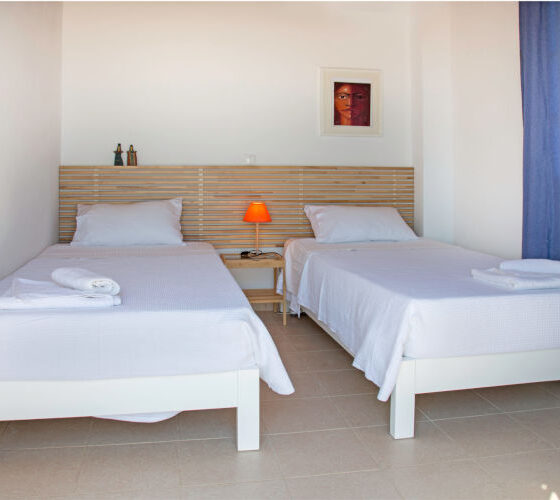 Aegina-Colours-Villa-Cerice-Aegina-by-Upgreat-Hospitality-twin-beds