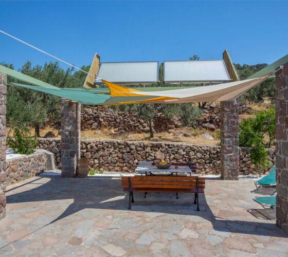 Aegina-Colours-Villa-Cerice-Aegina-by-Upgreat-Hospitality-exterior-table